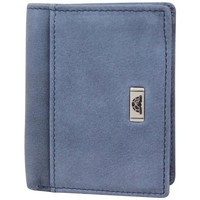 Sacs Homme Portefeuilles Tony Perotti Petit porte cartes + billets extra plat cuir brut  VE Bleu foncé