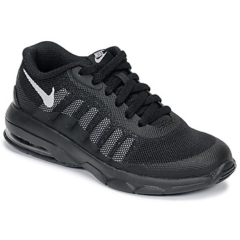 factory price bfdf2 8eebc Chaussures Enfant Baskets basses Nike AIR MAX INVIGOR PS Noir   Gris