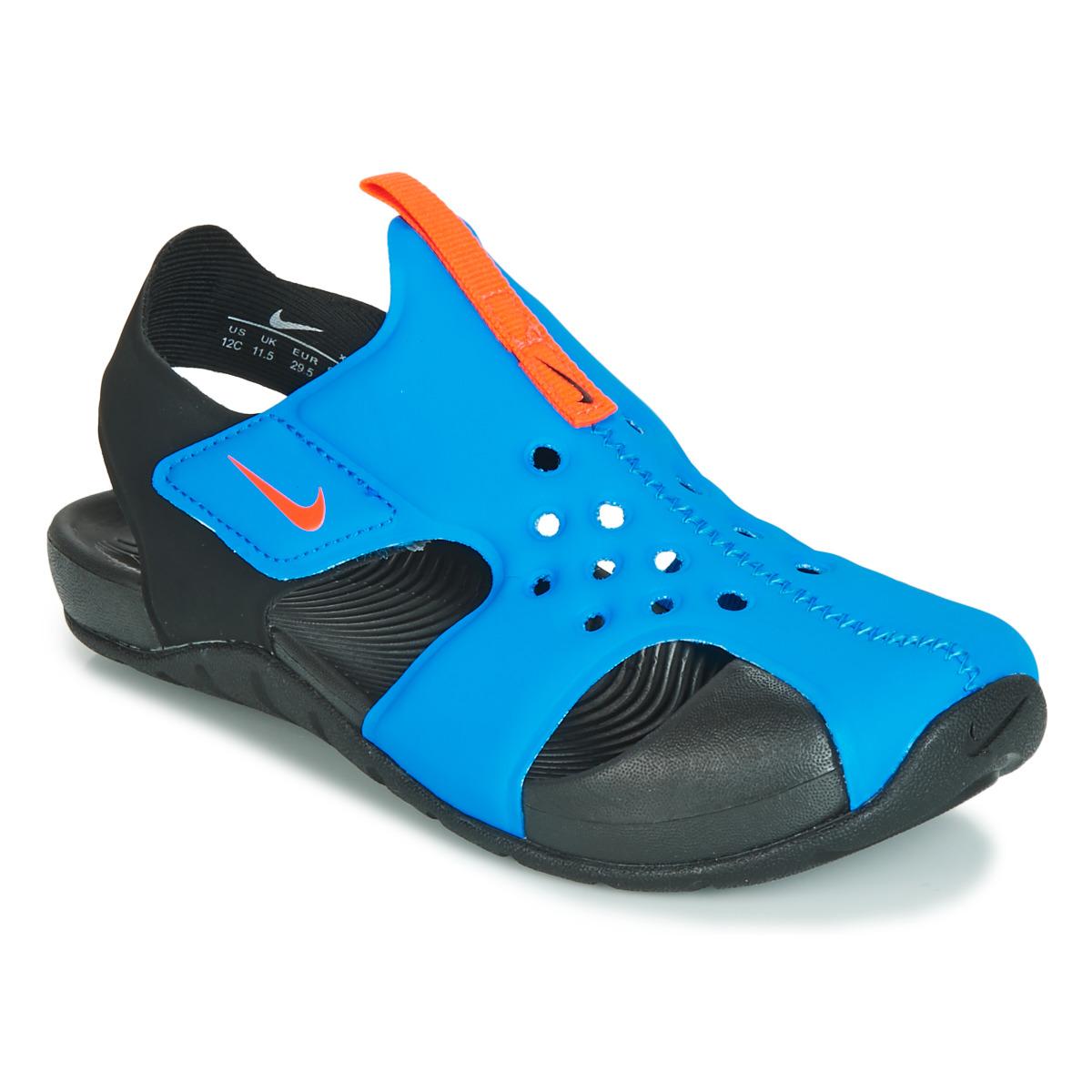 Nike Sunray Protect 2 Chaussures de Plage /& Piscine gar/çon PS