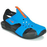 Chaussures Garçon Sandales et Nu-pieds Nike SUNRAY PROTECT 2 PS Noir / Bleu