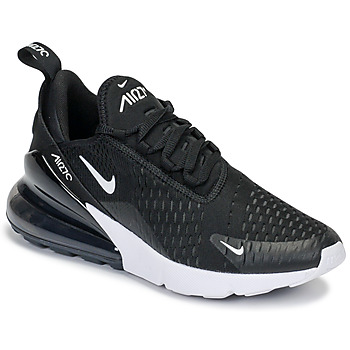 best website 0abed 8b7a1 Chaussures Femme Baskets basses Nike AIR MAX 270 W Noir  Blanc