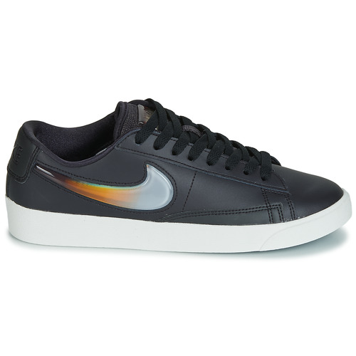 W NoirArgent Basses Baskets Nike Chaussures Lx Femme Blazer Low EYDH2W9I