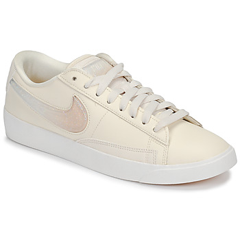 Chaussures Femme Baskets basses Nike BLAZER LOW LX W Rose