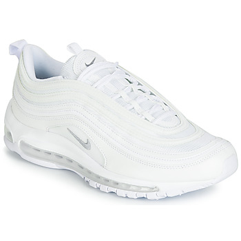 best loved ce6bb 7b4a2 Chaussures Homme Baskets basses Nike AIR MAX 97 Blanc   Gris